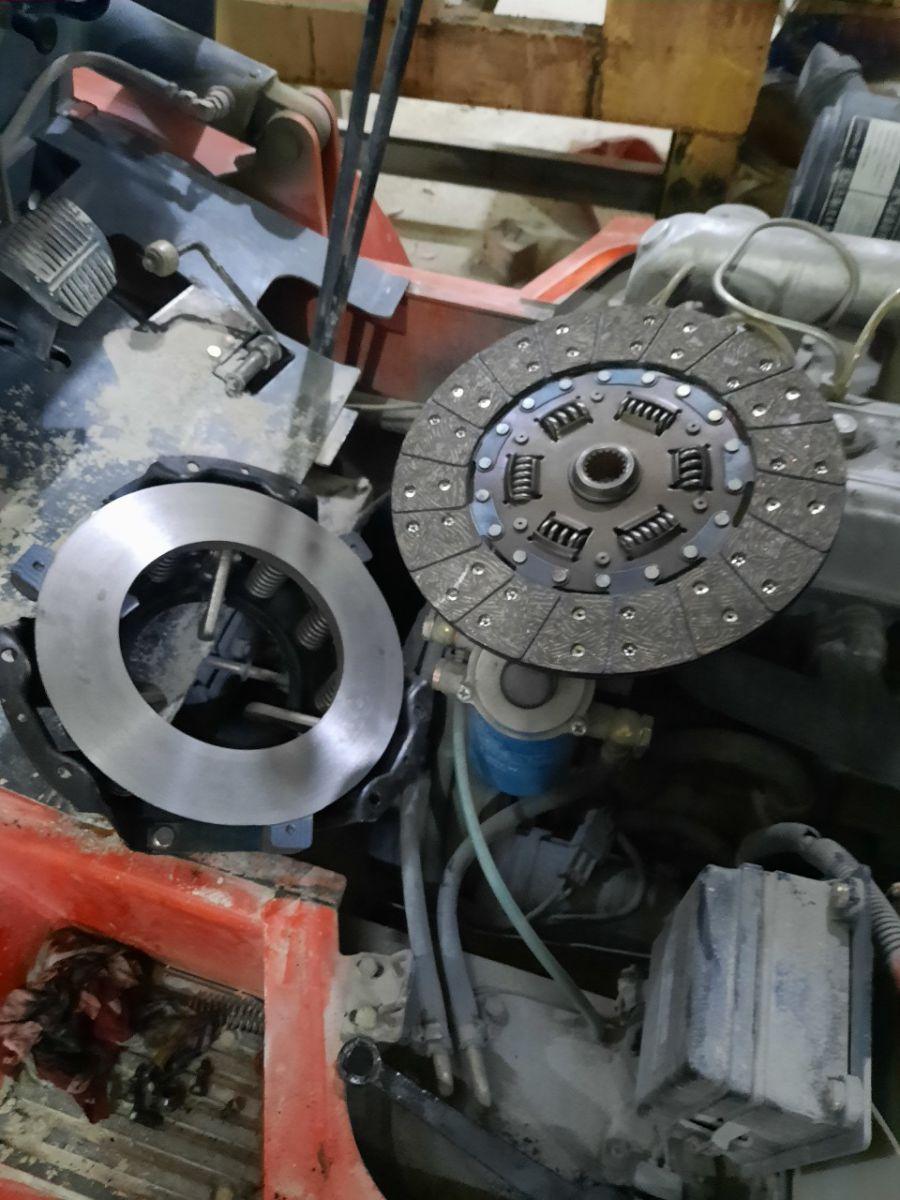 sửa xe nâng ở Tây Ninh